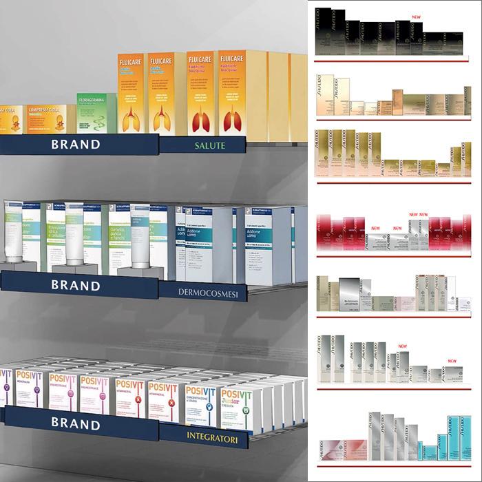 manutenzione arredo negozi e farmacie