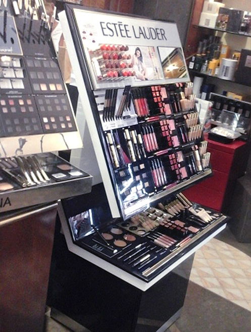 general tester e postazioni make up